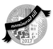 Nordbyggs Guldmedalj Awards Finalist logo